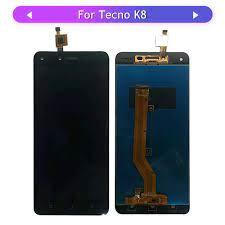 Tecno K8 Screen