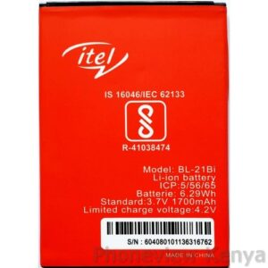 Itel A36 Battery Replacement